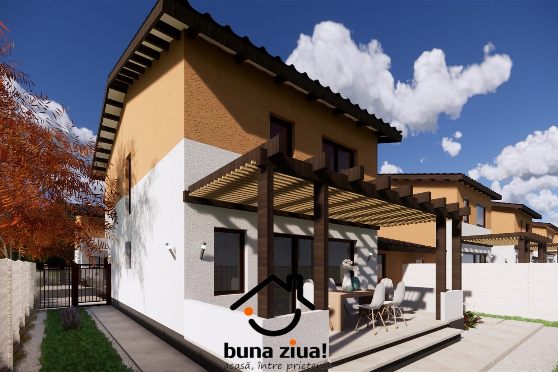 Casa Perfecta 4 - Cartierul Buna Ziua - Tartasesti - Nord-Vest Bucuresti (1)