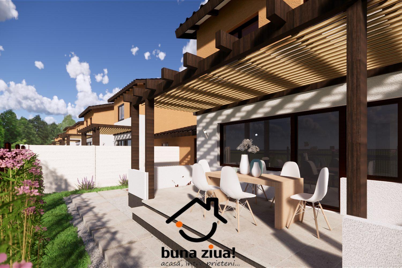Casa Perfecta 4+ - Cartierul Buna Ziua - Tartasesti - Nord-Vest Bucuresti (2)