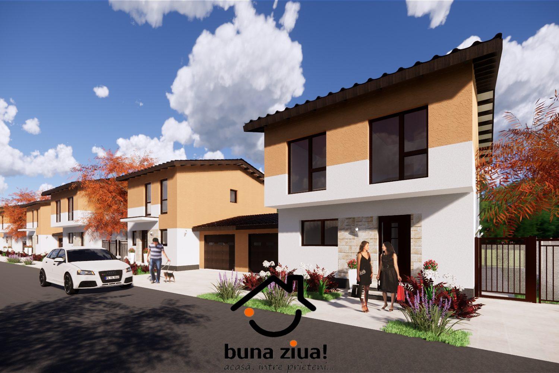 Casa Perfecta 4+ - Cartierul Buna Ziua - Tartasesti - Nord-Vest Bucuresti (3)