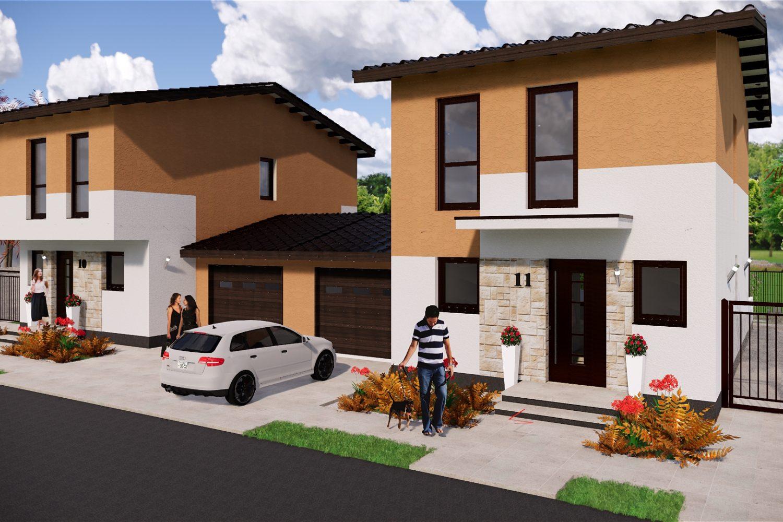 Casa Perfecta 3 din Cartierul Buna Ziua Nord-Vest Bucuresti